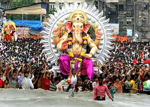 Ganesh Chaturthi, Festivals of India