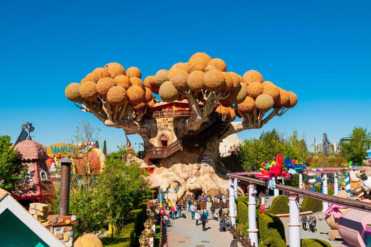 Gardaland, Best Amusement Parks In The World For Adventure And Fun For All Ages