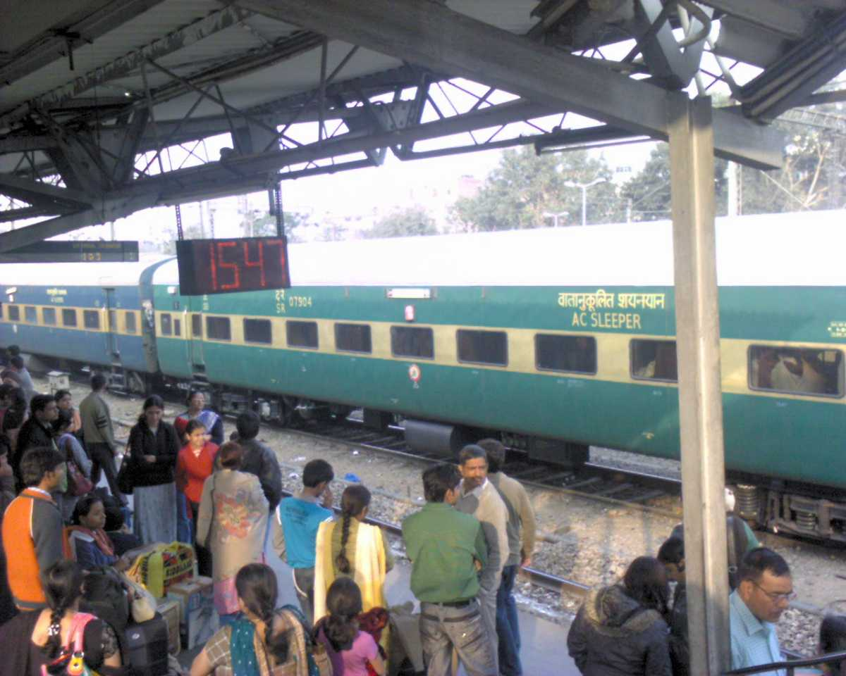 garib rath, ten superfast trains in india