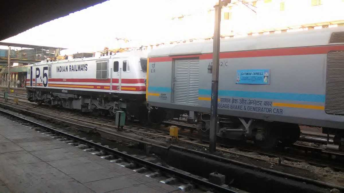 Gatimaan express, ten superfast trains in India