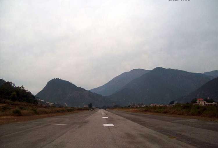 Gauchar Airport, Uttarakhand
