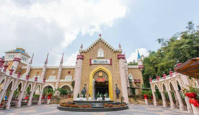 Hillpark Sibolangit, Medan | Timings, Entry Fees, Park Themes ...