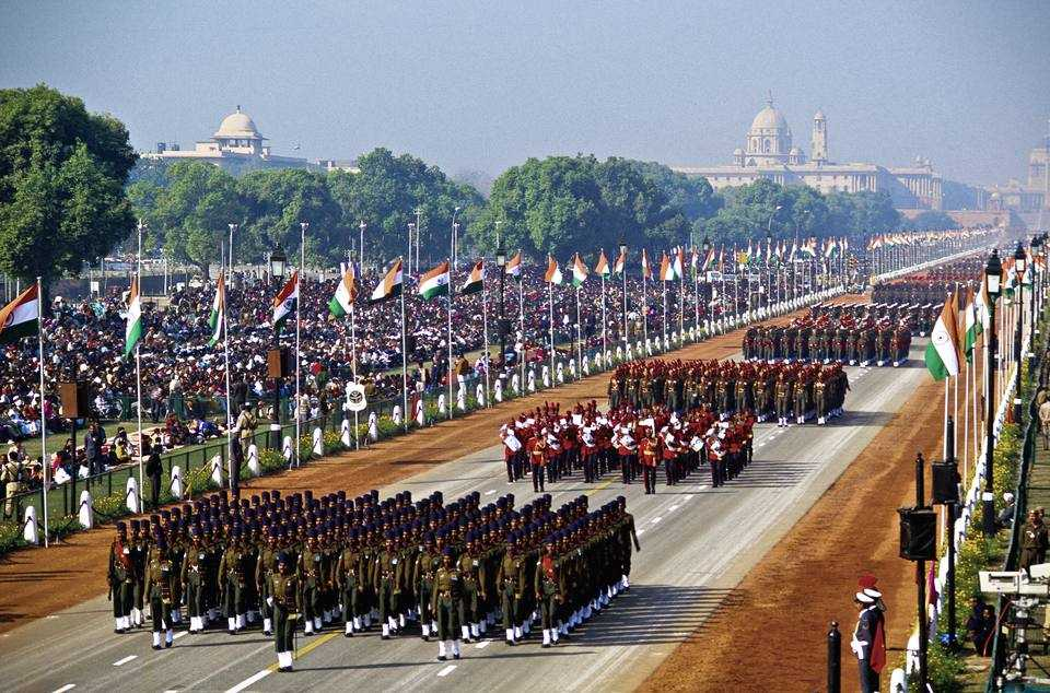 Which republic day is this year 2019