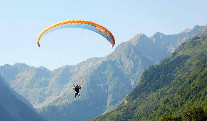 Get your adrenaline pumping with some exciting adventure sports
