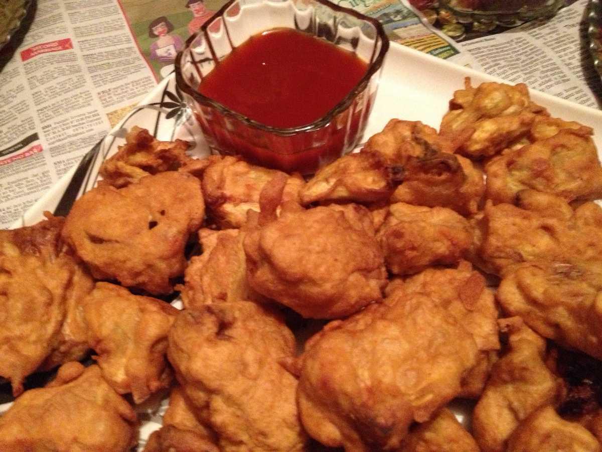 Gujje Podi, Food in Mangalore