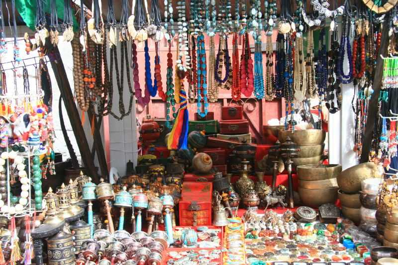Ghoom Monastery Market,  Shopping in Darjeeling