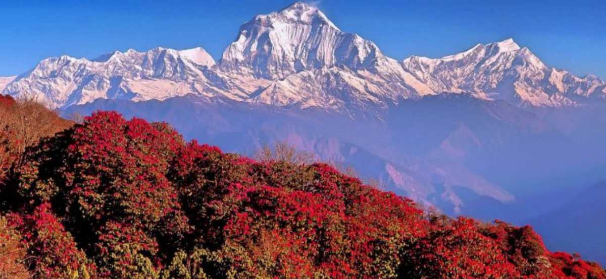 Poon Hill, Beautiful Places of Nepal for visit