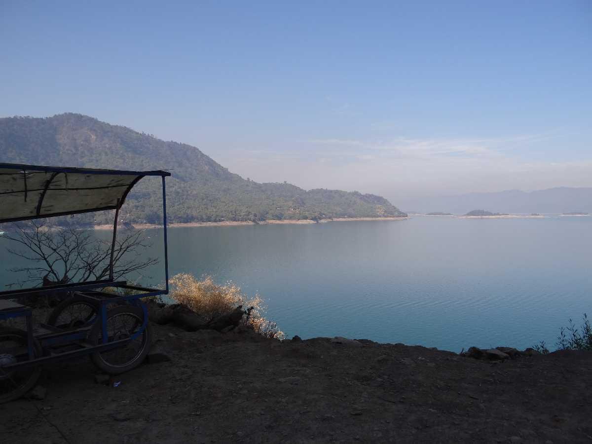 Summer Season, Nalagarh, Gobind Sagar Lake