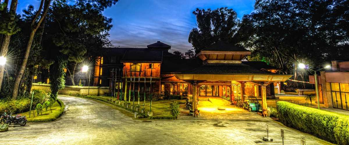 Gokarna Forest Resort for honeymoon in Nepal