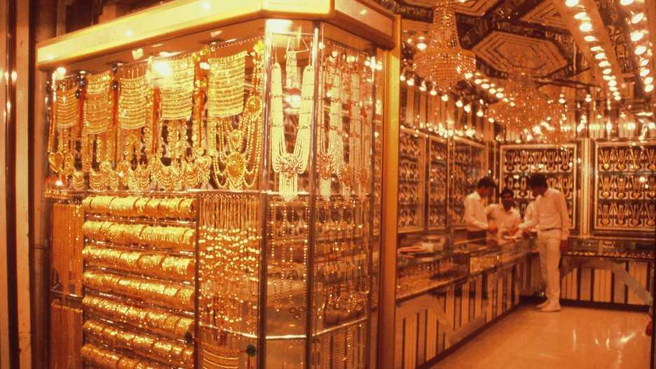 Shopping in dubai, Gold Souk Dubai
