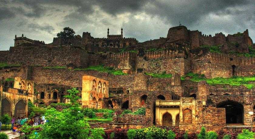 culture of hyderabad, Golkonda Fort