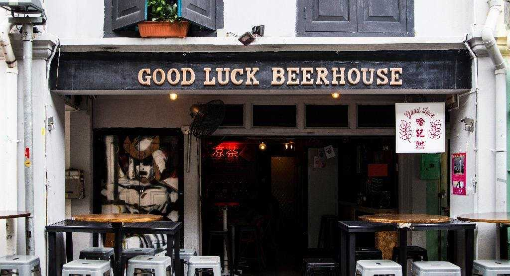 Good Luck Beerhouse, Best Bars in Sigapore