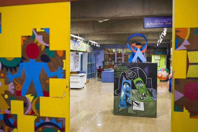 art galleries in india, government museum and art gallery chandigarh