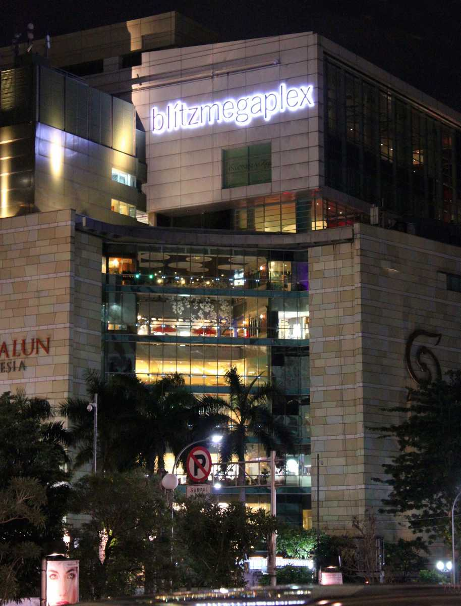 Best places to shop in Jakarta Grand Indonesia Shopping Mall