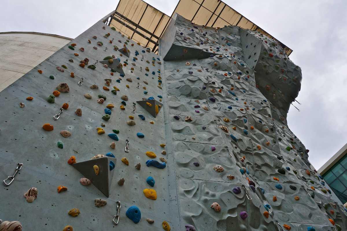 Ground Up Climbing, Rock Climbing in Singapore