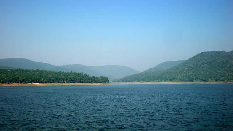 Burudih Lake, Ghatshila