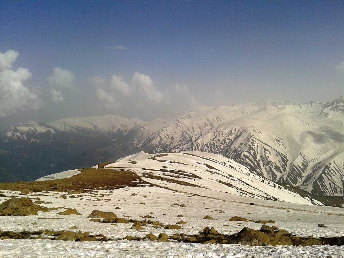 Gulmarg Kashmir Valley