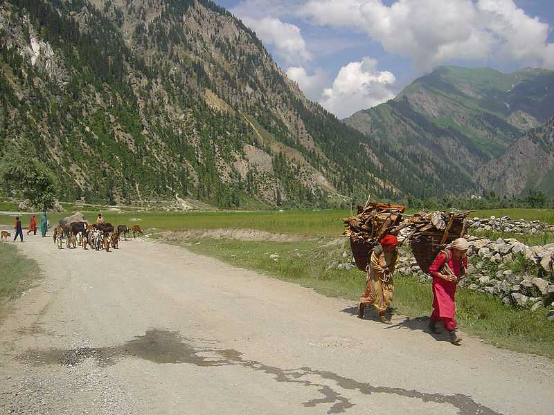Gurez Valley, Most Dangerous Places in India