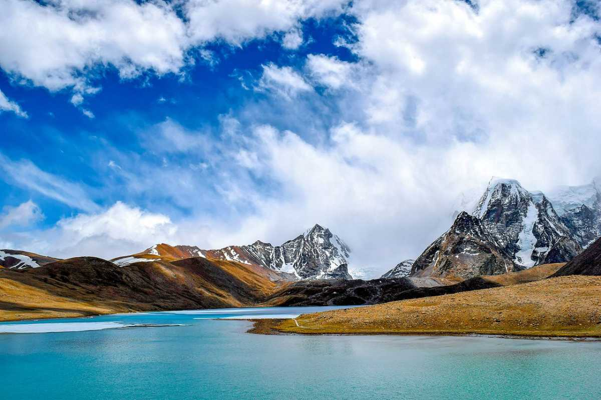 Gurudongmar Lake North Sikkim Images Best Time To Visit