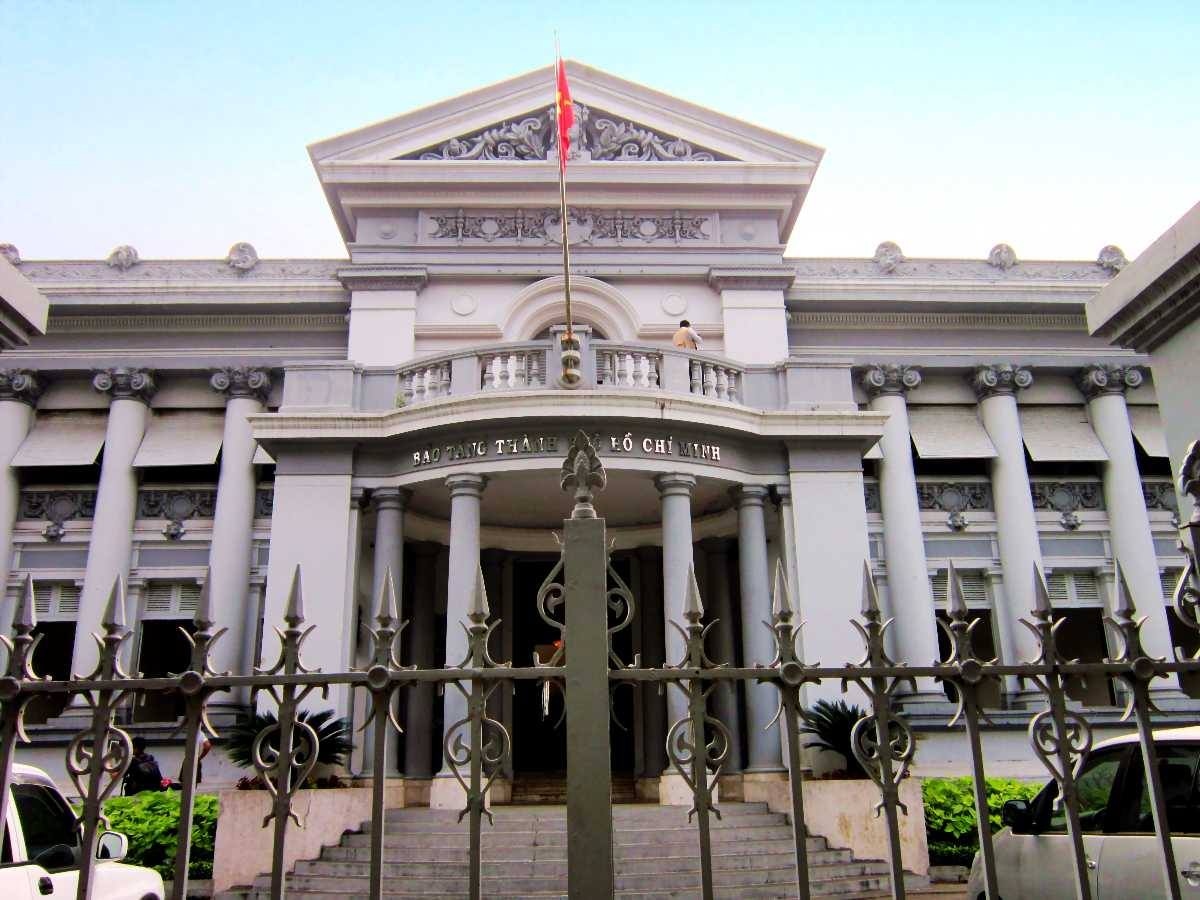 Ho Chi Minh City Museum, Gia Long Palace, Vietnam