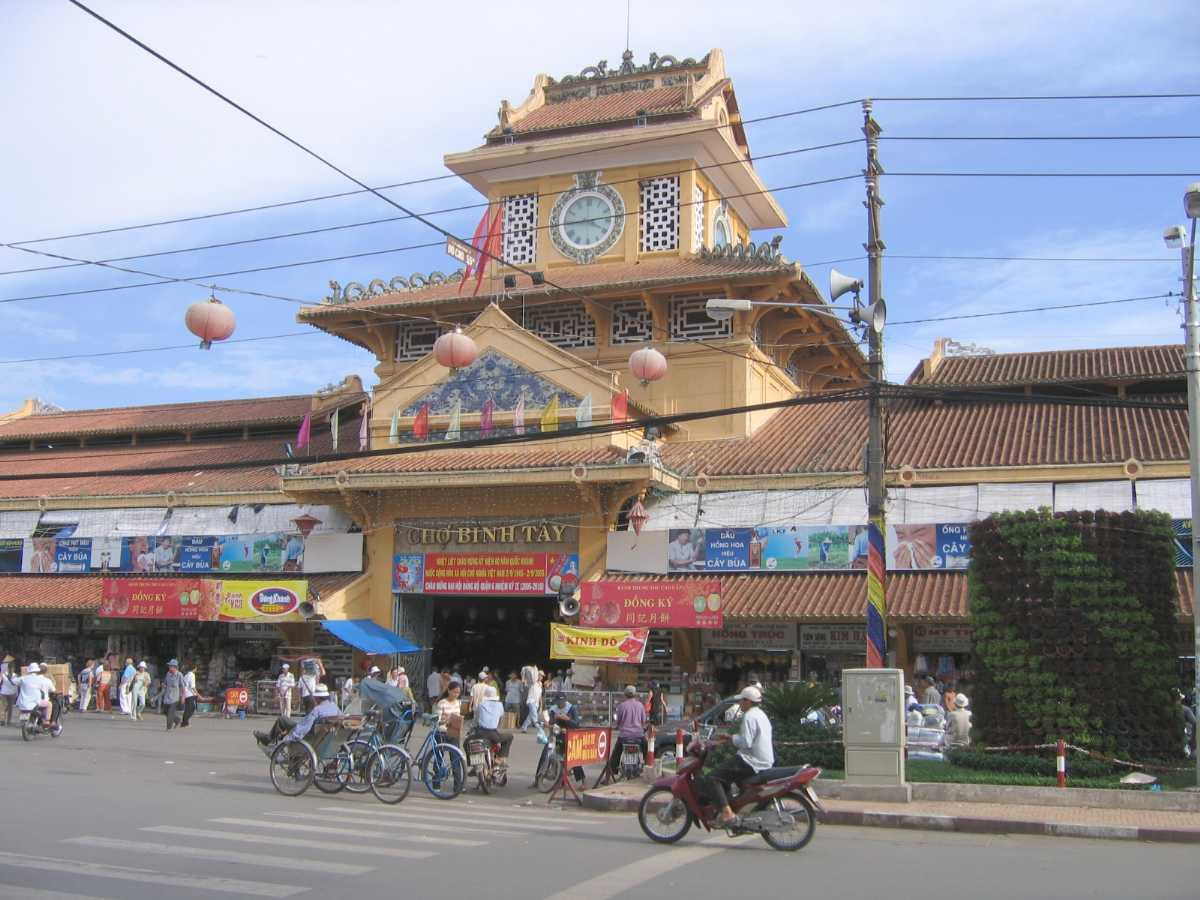 Binh Tay Market, Shopping in Vietnam, Ho Chi Minh Shopping