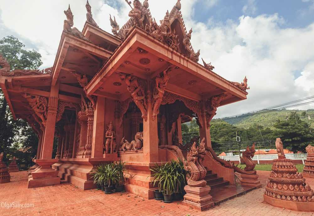 Wat Ratchathammaram Temple, Free Things To Do in Koh Samui