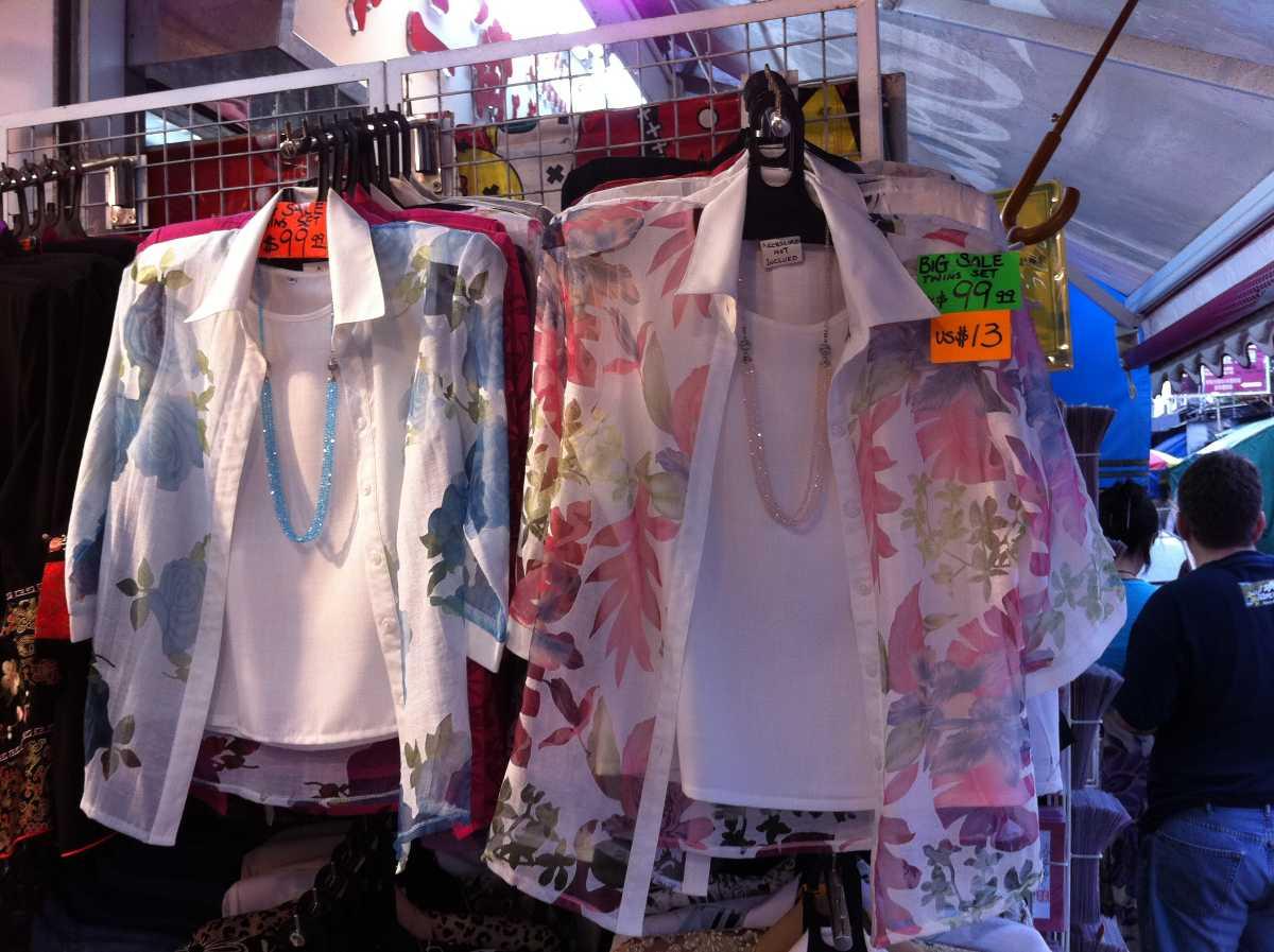 Layer Clothing in Hong Kong