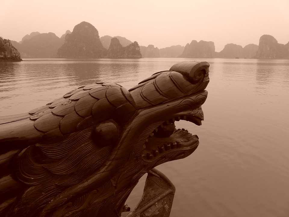 Ha Long Bay Legend Facts