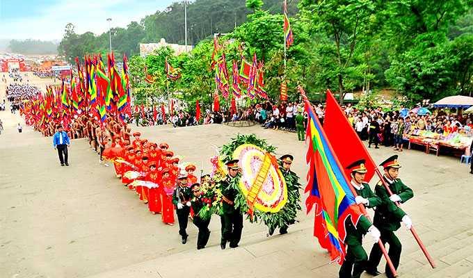 Festivals In Vietnam, Hung King Temple Festival