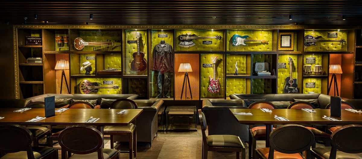 Hard Rock Cafe, Nightlife in Gurgaon