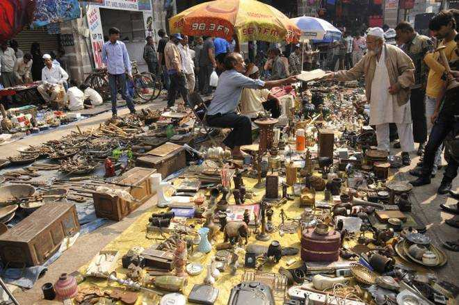 Antique Market, Shopping in Hyderabad