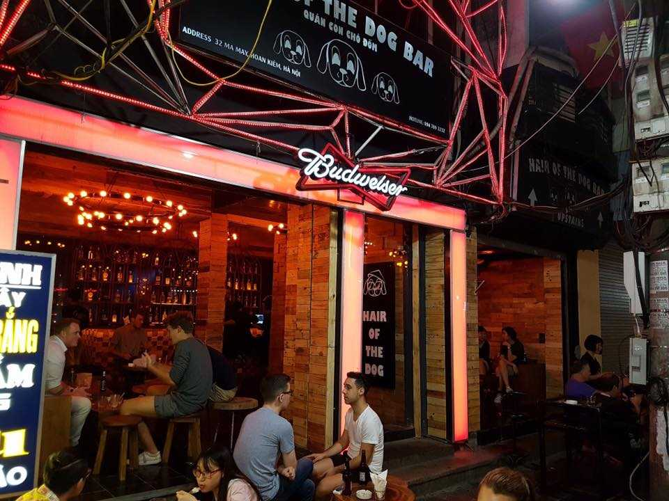 Nightlife in Hanoi, Hair of the Dog
