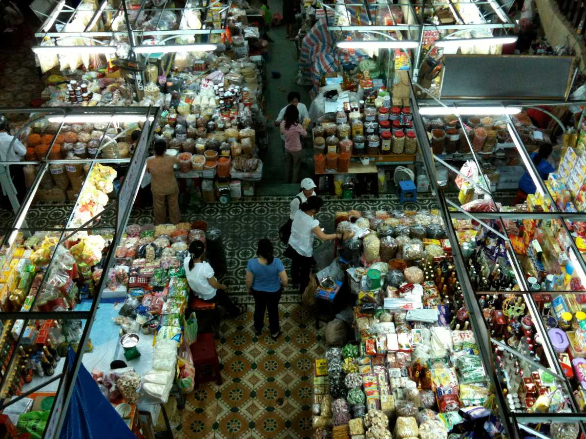 Han Market, Shopping in Vietnam, Shopping in Danang City