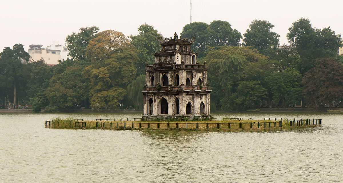 Hoan Kiem Lake, Facts About Hanoi