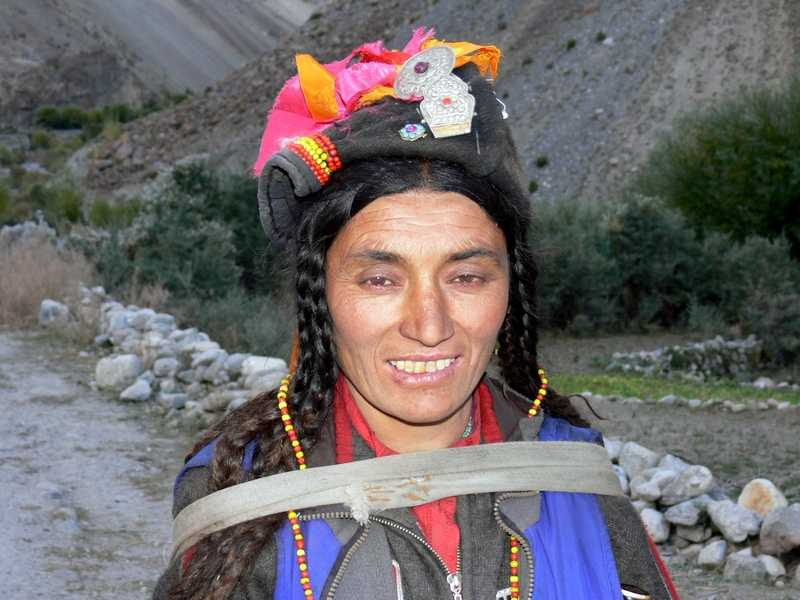 The Brokpa Tribe, Ladakh