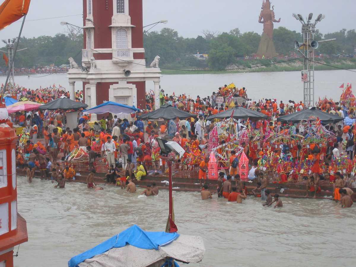 Kanwar Yatra, Haridwar, Festivals of Uttarakhand