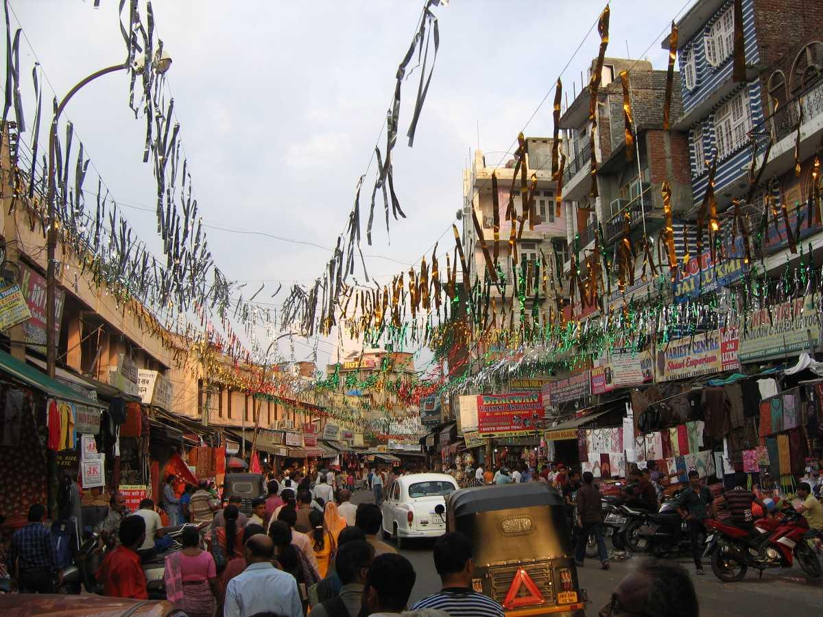 Hari Market, Shopping in Jammu