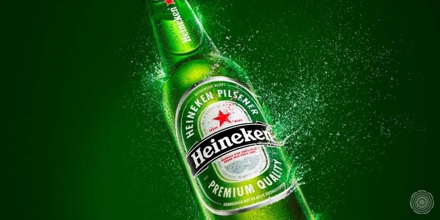 Heineken beer in Nepal