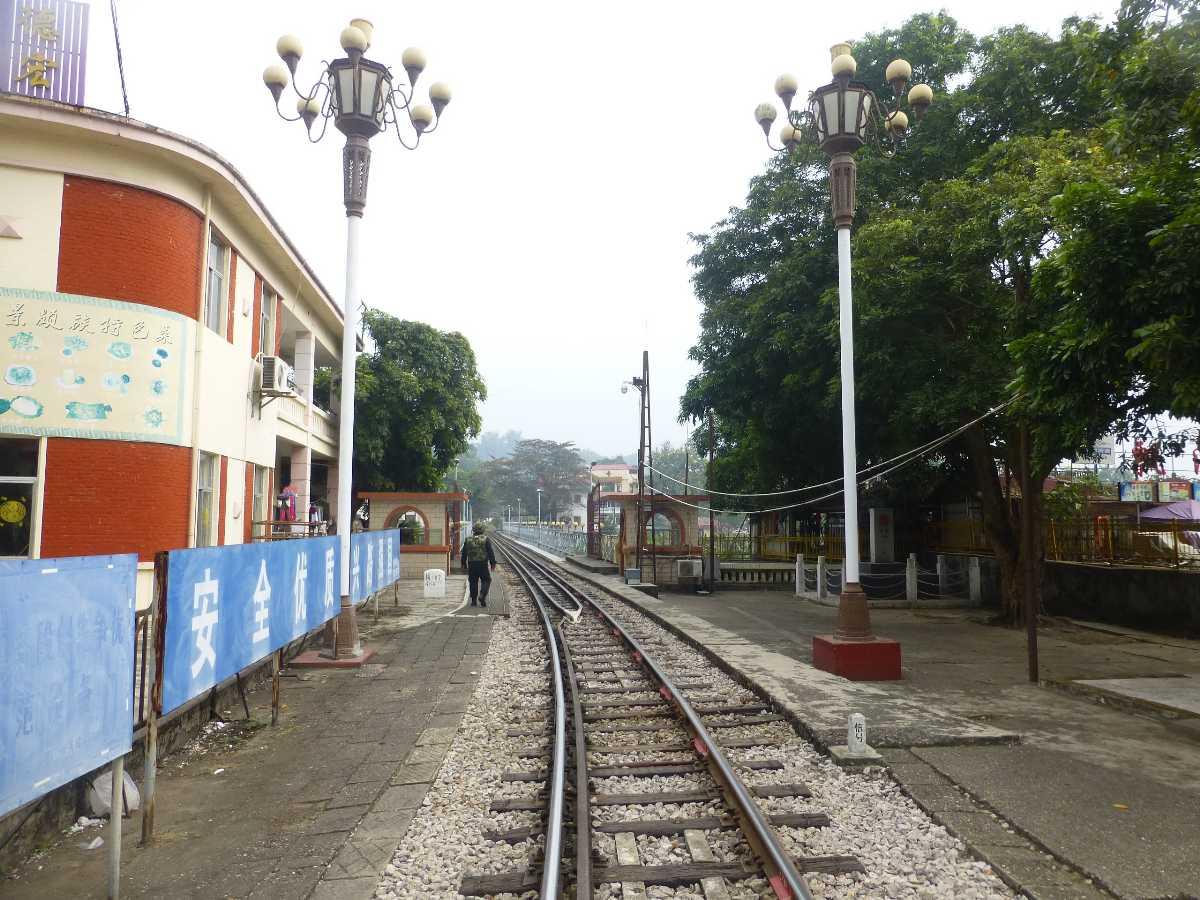Train Travel in Vietnam, Kunming-Haiphong Rail Route