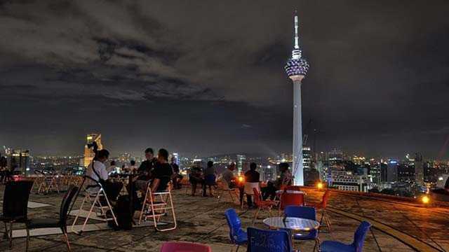 Heli Lounge Bar, Bars in Malaysia
