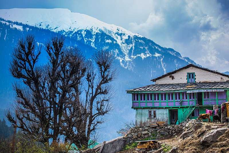 Himachal Pradesh, Top States That Are Promoting Eco-tourism In India