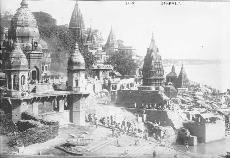 Ancient Benaras, Witness the rich culture of Benaras through these pictures
