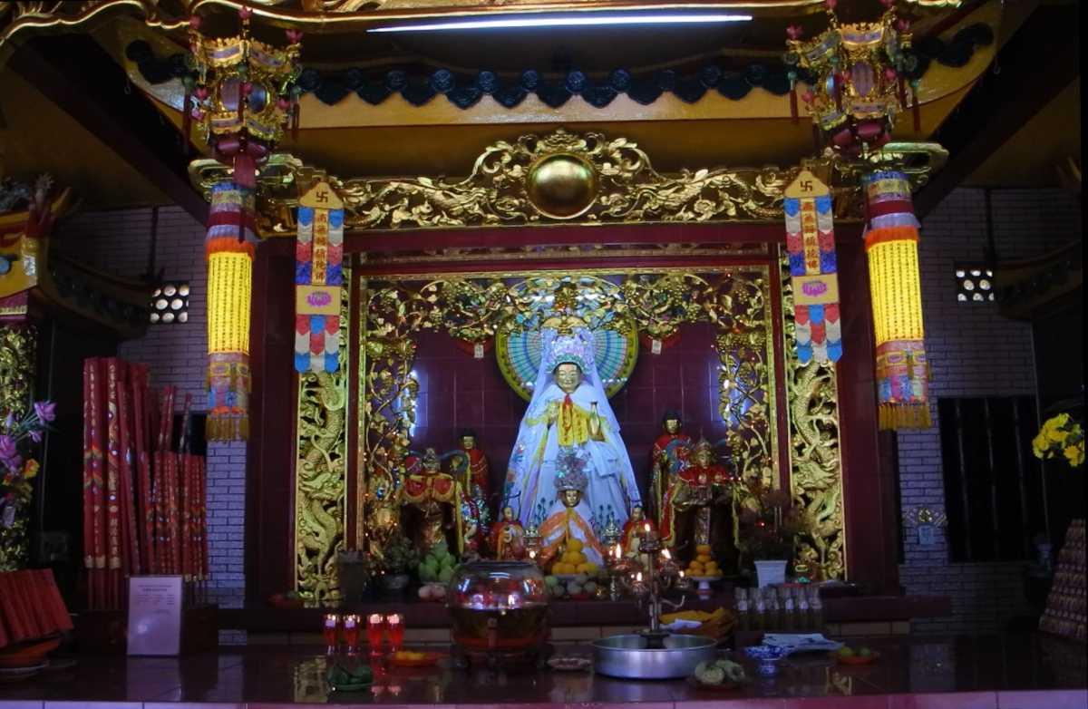 Quan Am Pagoda, Ho Chi Minh City