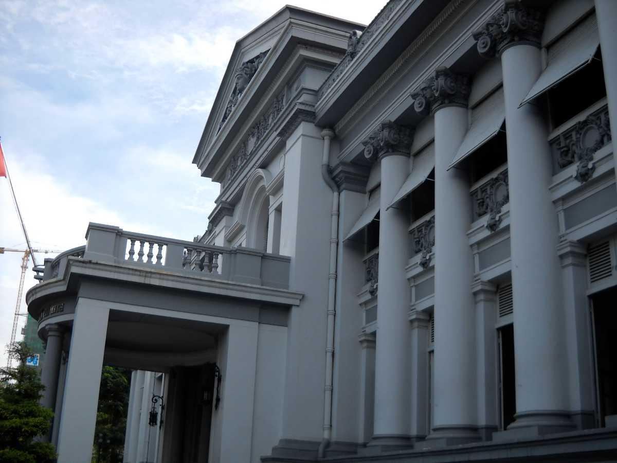 Ho Chi Minh City Museum, Gia Long Palace