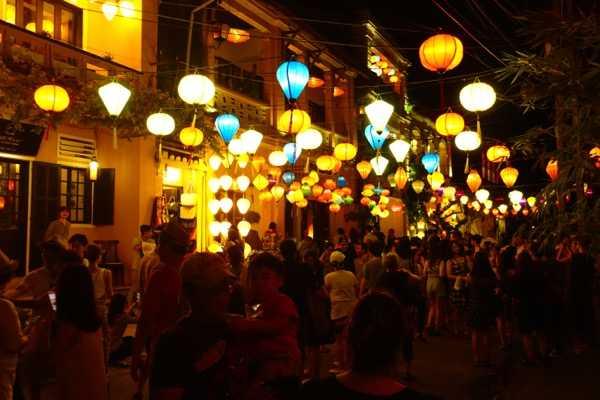 Festivals in Vietnam, Hoi An Lantern Festival