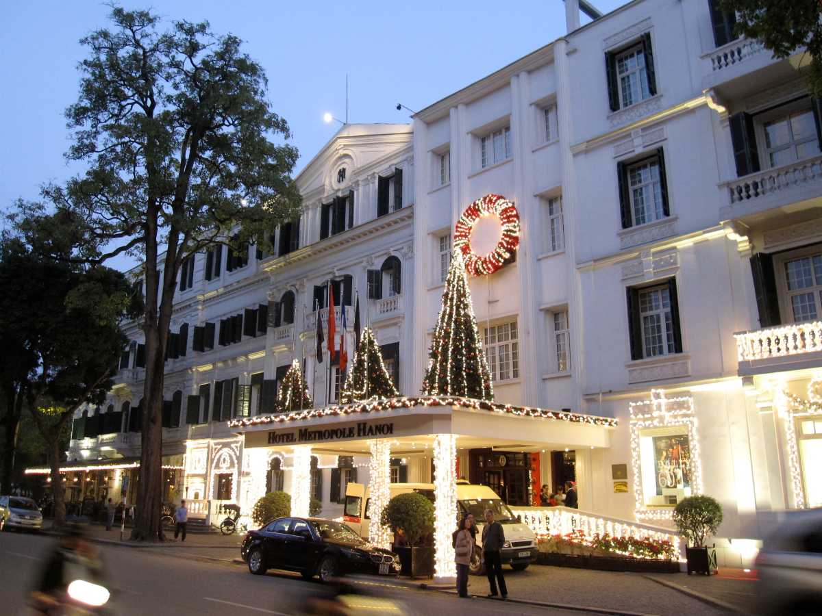 Hanoi or Ho Chi Minh City, Hotels in Hanoi