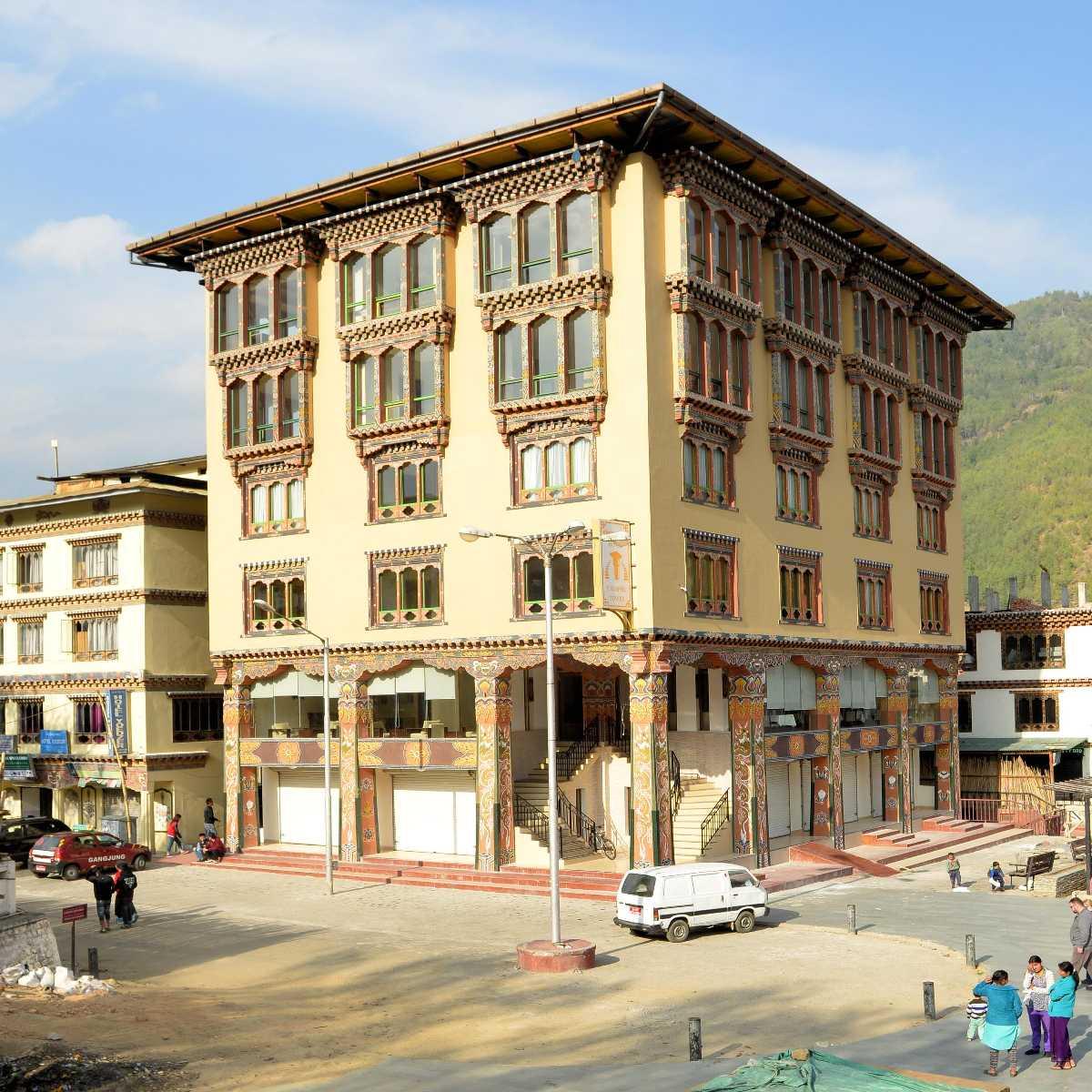 Luxury Hotels in Bhutan, Hotel Thimphu Towers