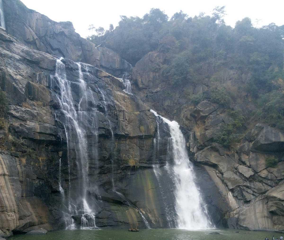 Monsoon Season, Ranchi, Hundru Falls