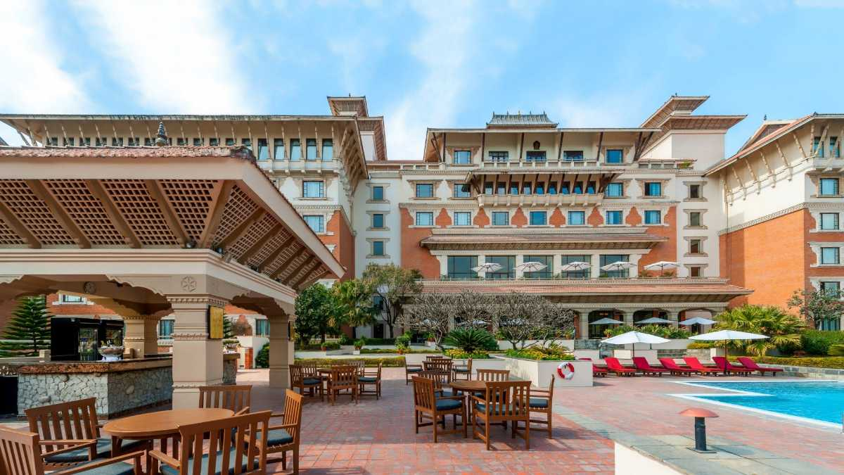 Hotel Hyatt Regency in Nepal