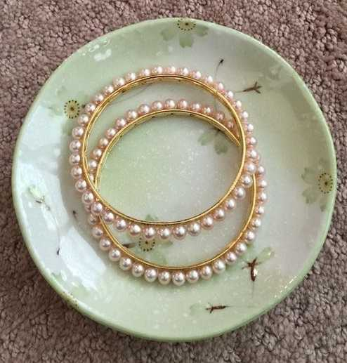 Pearl bangles in Hyderabad